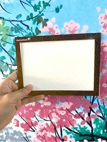khung hình giấy