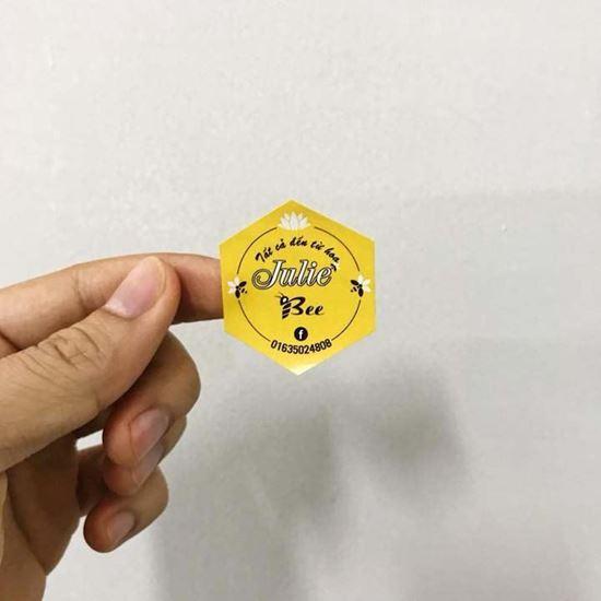 mẫu tem nhãn decal giấy