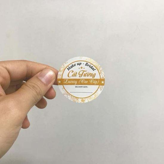 mẫu tem nhãn mỹ phẩm